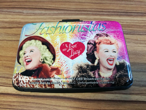 Lucy's Fashionista Card Holder