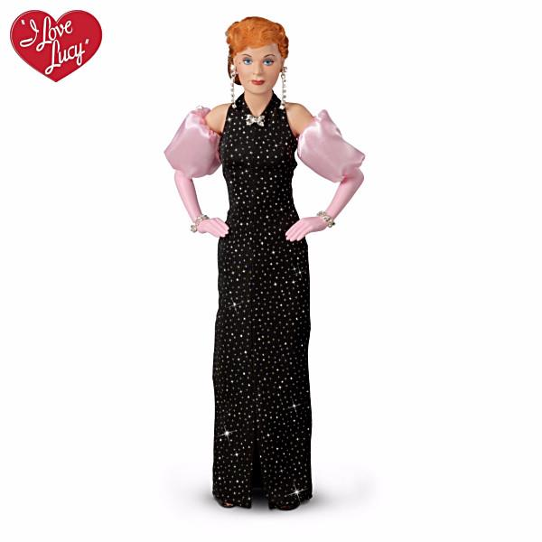 I Love Lucy Charm School Doll Lucille Ball Desi Arnaz Museum