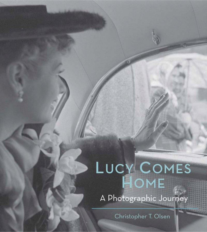 Lucy Comes Home Book
