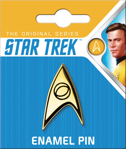 Star Trek Science Pin