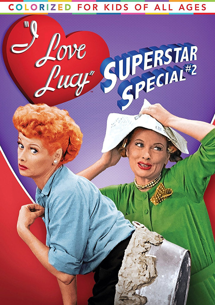 I Love Lucy Superstar #2