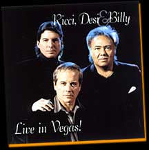 Live in Vegas CD