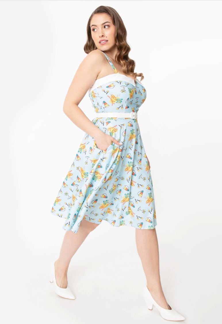 Babalu Rachel Swing Dress