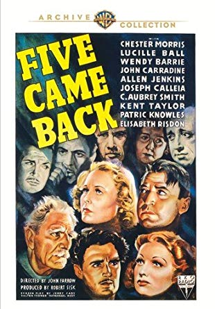 Five Came Back DVD