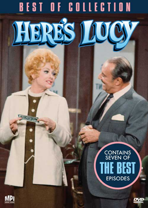 Here's Lucy:  The Best of Collection DVD