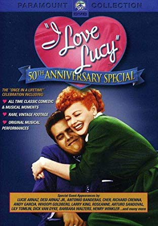 I Love Lucy: 50th Anniversary Special DVD