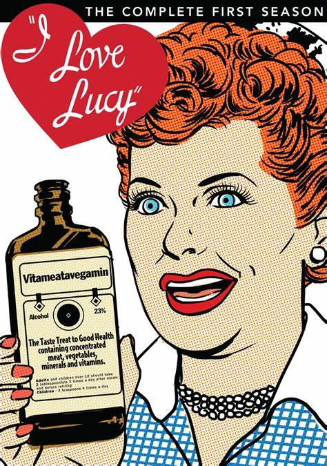 I Love Lucy: The Complete First Season DVD