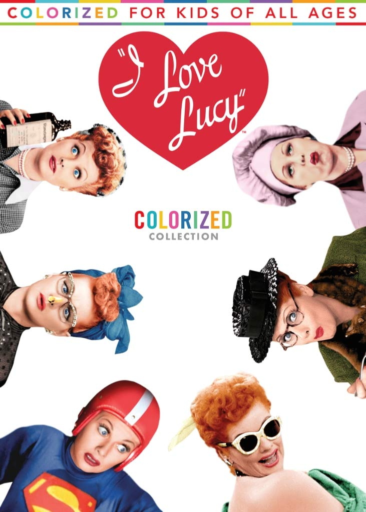 I Love Lucy: Colorized Collection DVD