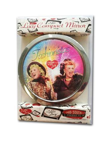 I Love Lucy: Fashionistas Compact Mirror