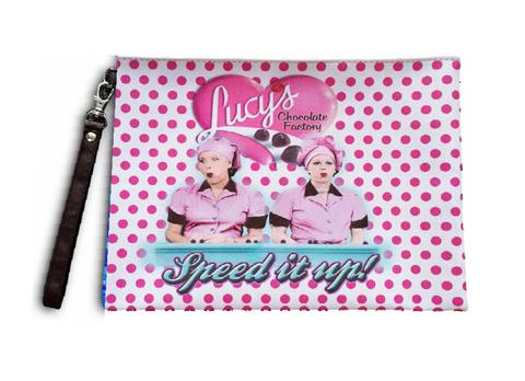 "I Love Lucy: ""Job Switching"" Make Up Bag"