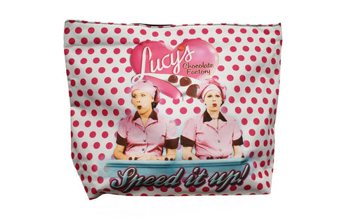 "I Love Lucy: ""Job Switching"" Polka Dot Tote"