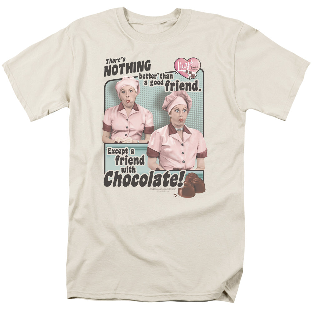 I Love Lucy: Friends & Chocolate Shirt
