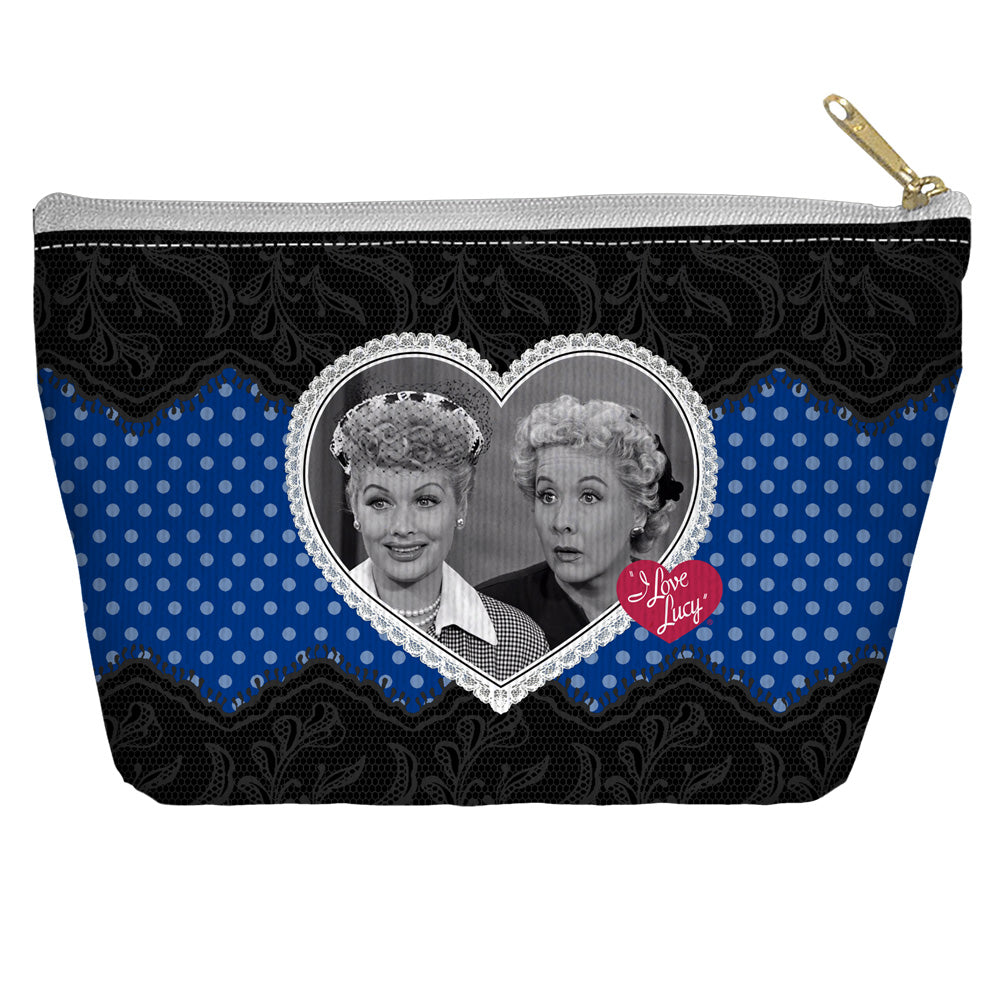 I Love Lucy: Lace of Friendship Accessory Pouch