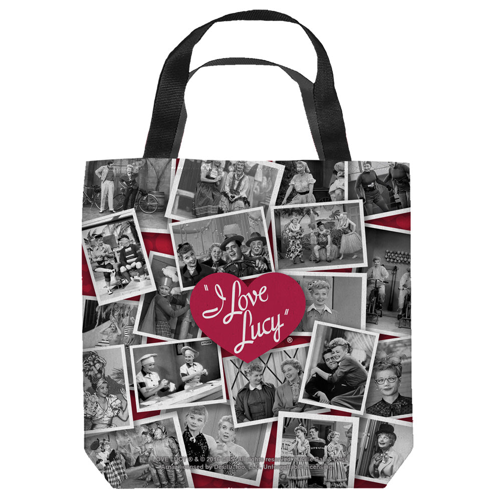 I Love Lucy: Time After Time Tote Bag
