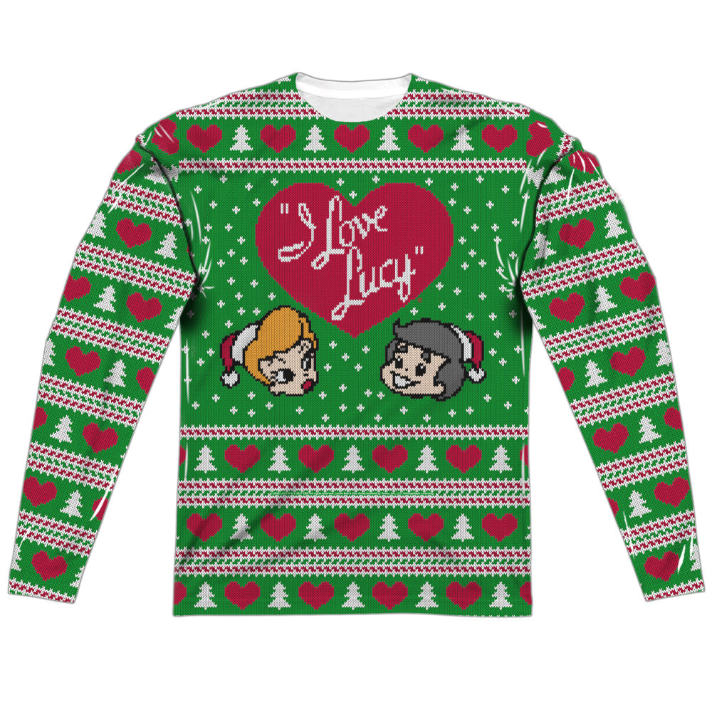 I Love Lucy: Lucy Sweater Shirt