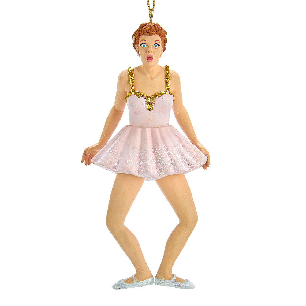 I Love Lucy: Ballerina Ornament