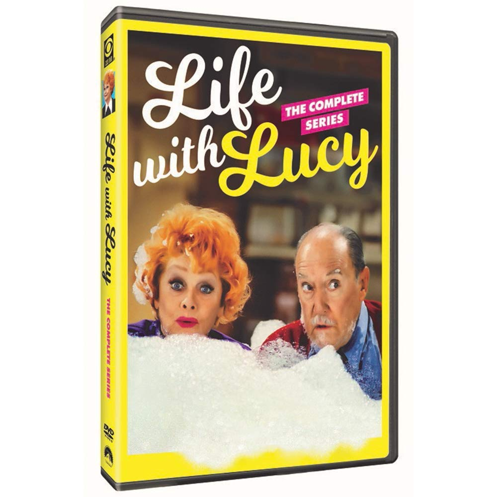 Life With Lucy: The Complete Series DVD