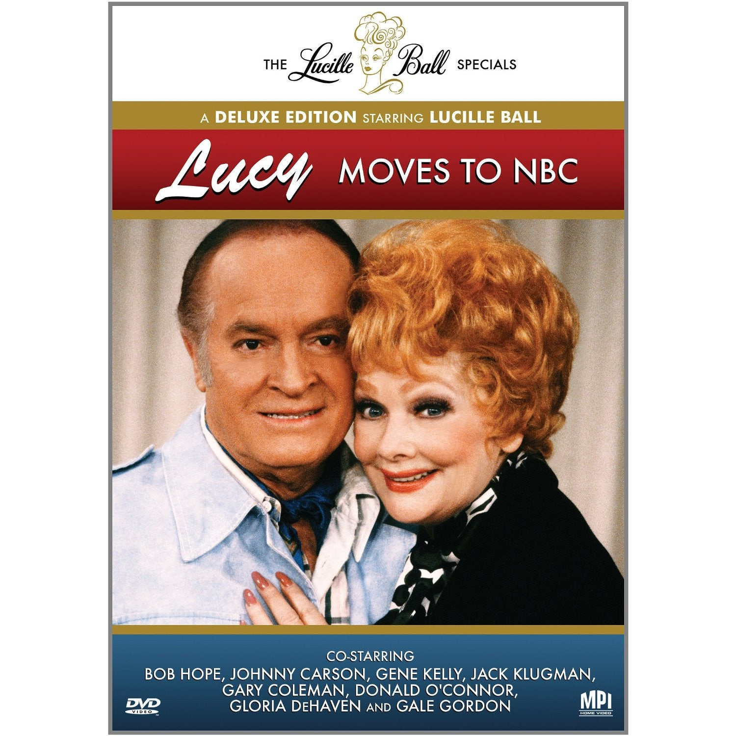 Lucille Ball Moves to NBC