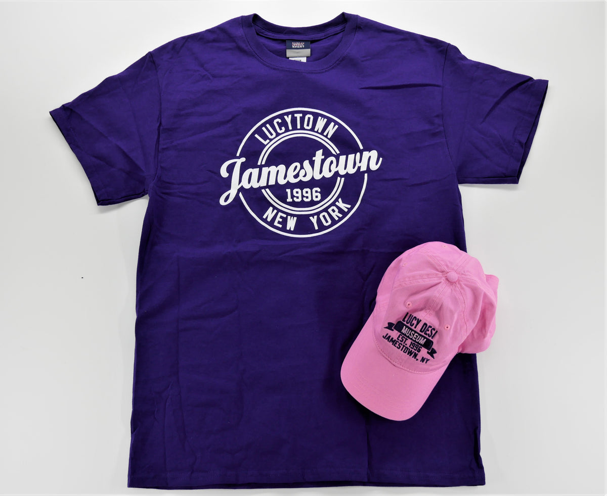 Lucytown T-Shirt & Lucy Desi Museum Hat Bundle