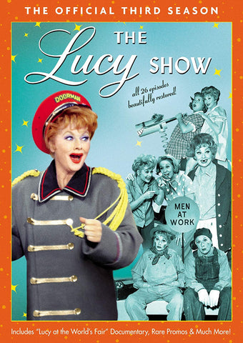 The Lucy Show: The Official Third Season DVD