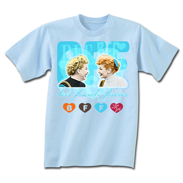I Love Lucy BFF T-Shirt