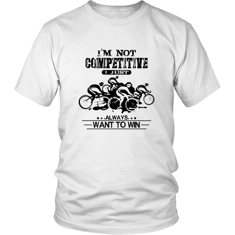 Competitive Cycling T-Shirt - Cycling T-Shirt T-shirt - T-Shirt Hoodie Clothes Mugs Cyclist Fashion ShirtCycling Ink - Cycling Ink