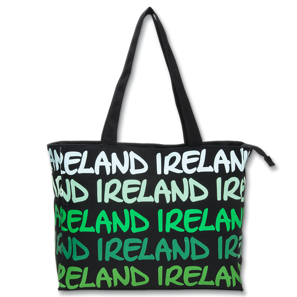Ireland Rainbow Shopper - Small - Pink/Blue, Green or Pink/Yellow