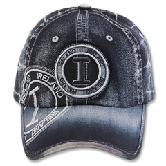 Ireland Denim Ireland Stamp - Black