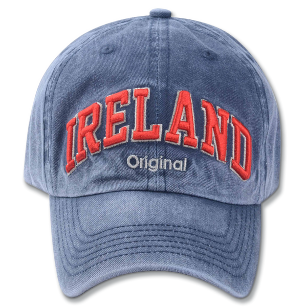 Ireland Original Cap - Navy, Black, Fuchsia or Beige