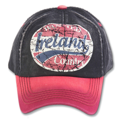 Robin Ruth Ireland Wanted Cap - Red