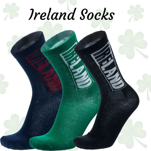 Ireland Socks