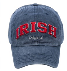 Irish Cap - Robin Ruth Blue color