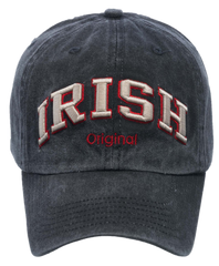 Irish Cap - Robin Ruth Black color
