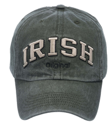 Irish Cap - Robin Ruth Olive/green color
