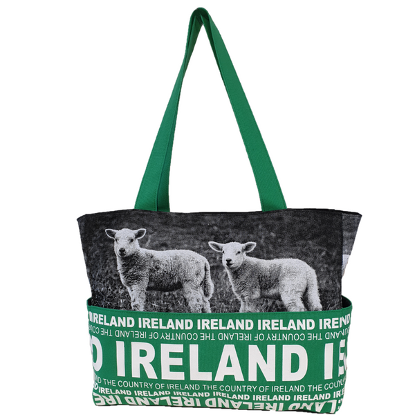 Robin Ruth Irish Sheep Photo Bag