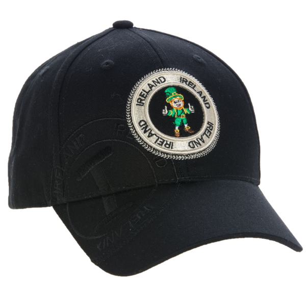Ireland Leprechaun Stamp Cap