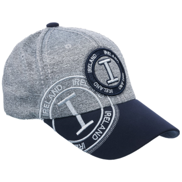 Ireland 2 Tone Stamp Cap - 2 Colors