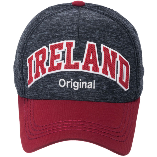 Ireland 3D Rubber Lettering Original - 3 Colors