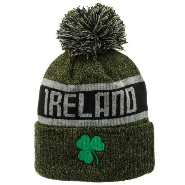 Ireland Winter Shamrock