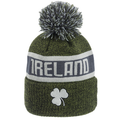 Robin Ruth Ireland Winter Shamrock