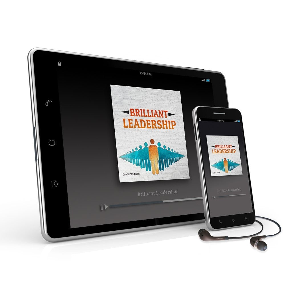 Brilliant Leadership Mp3 Teaching Cds & Mp3S