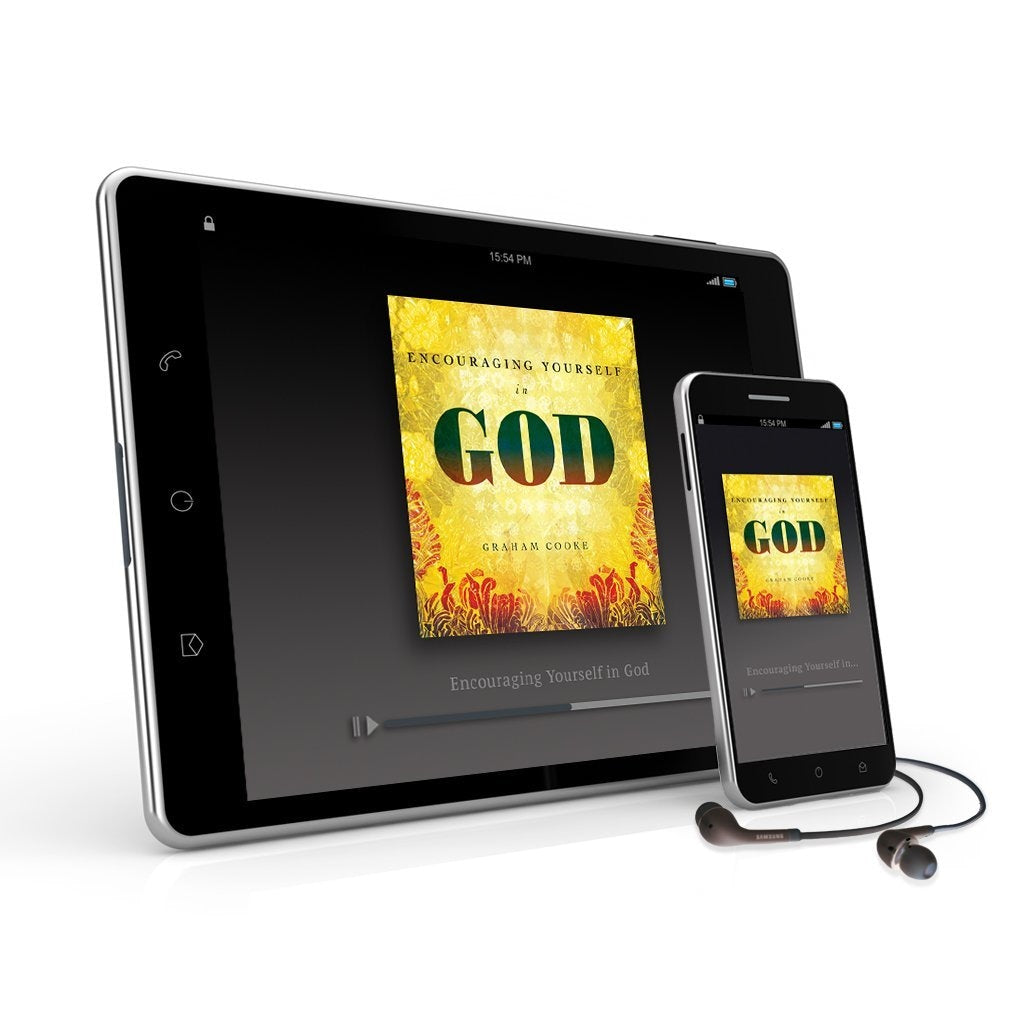 Encouraging Yourself In God Mp3 Teaching Cds & Mp3S
