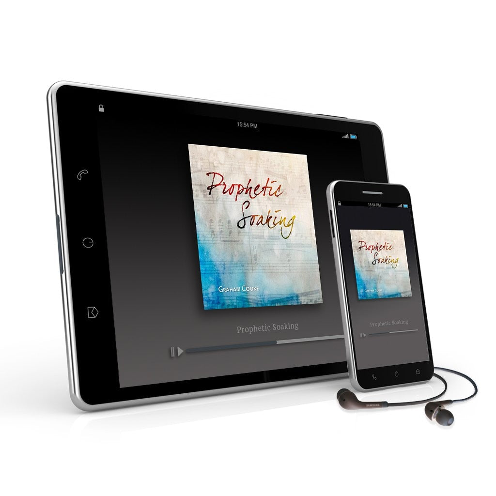 Prophetic Soaking Mp3 Teaching Cds & Mp3S