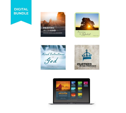 Digital Only: Three+Me Devotional Christmas Bundle