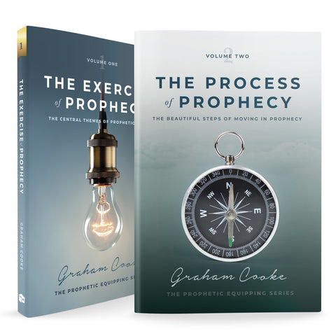 The Prophetic Equipping Series, Volumes One and Two