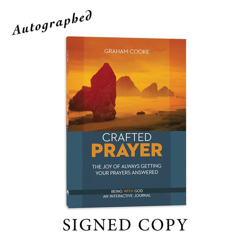 Crafted Prayer Autographed By Graham Books & Ebooks