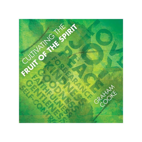 Cultivating The Fruit Of Spirit Cd Teaching Cds & Mp3S