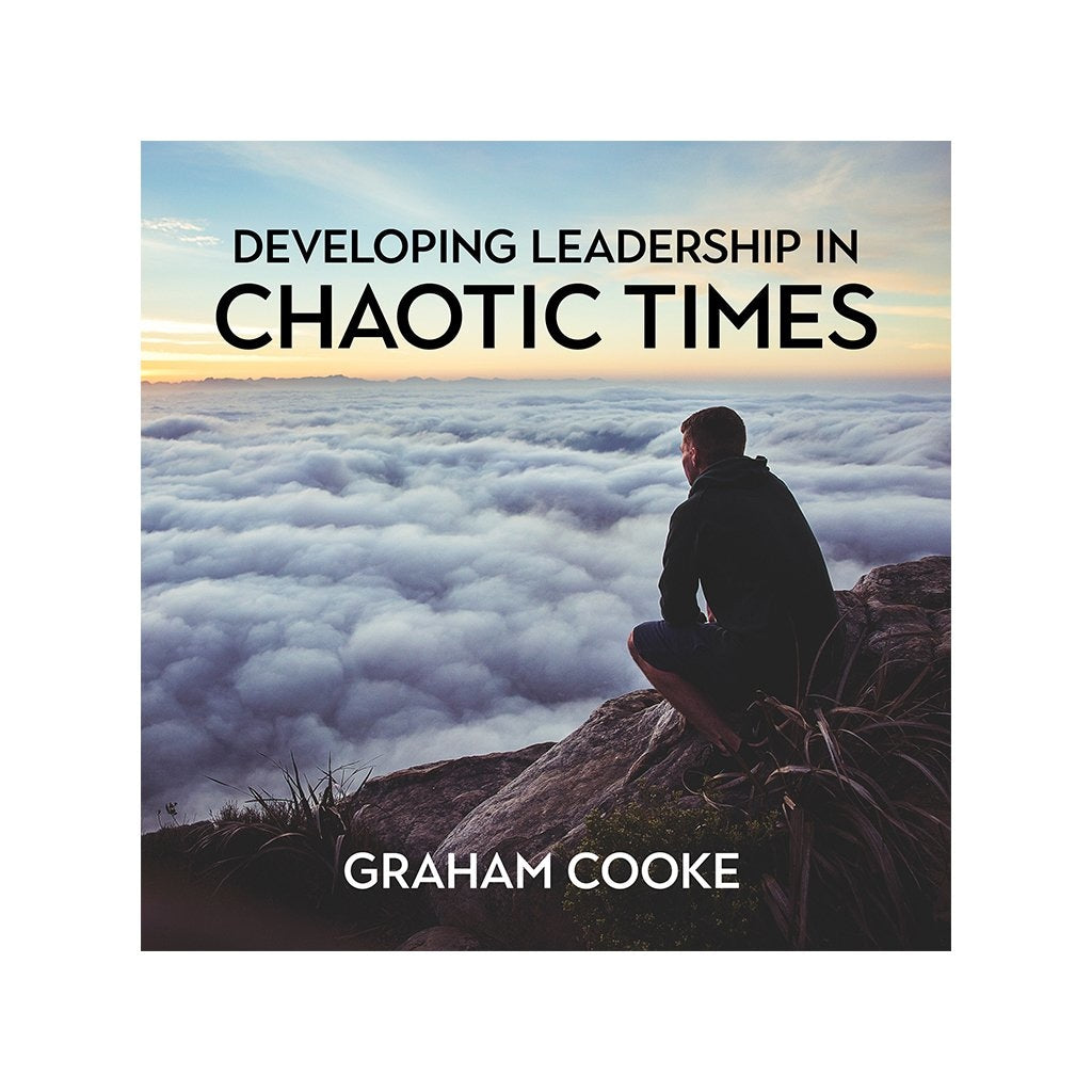 Developing Leadership In Chaotic Times Cd Teaching Cds & Mp3S