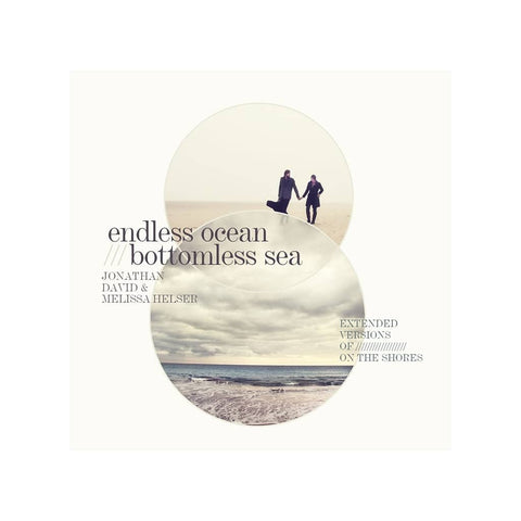 Endless Ocean, Bottomless Sea worship CD by Jonathan and Melissa Helser