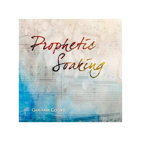 Prophetic Soaking Cd Teaching Cds & Mp3S